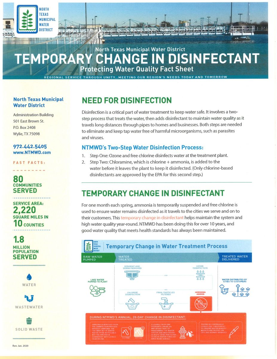 Temporary Change